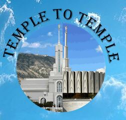 Run from the Timpanogos to Provo Temples